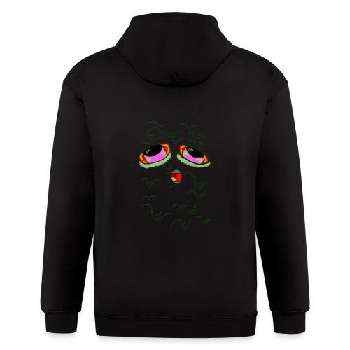 Viscuous Logo - Men's Zip Hoodie