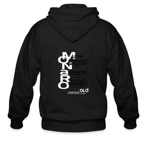 monaro over - Men's Zip Hoodie