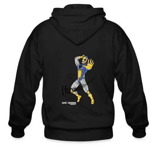Super Developer - Men's Zip Hoodie