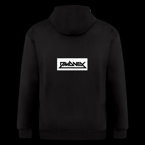D-money merchandise - Men's Zip Hoodie