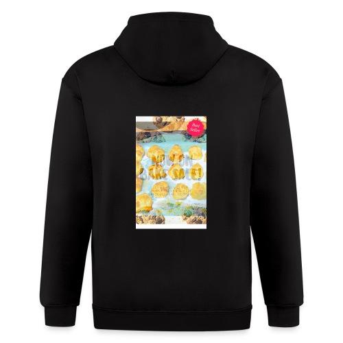 Best seller bake sale! - Men's Zip Hoodie
