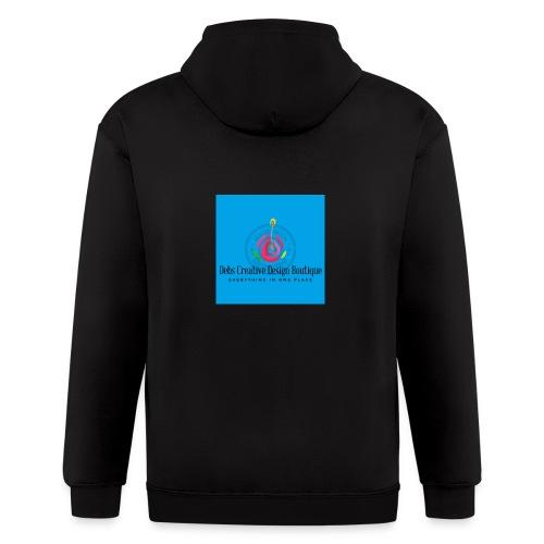 Debs Creative Design Boutique 1 - Men's Zip Hoodie