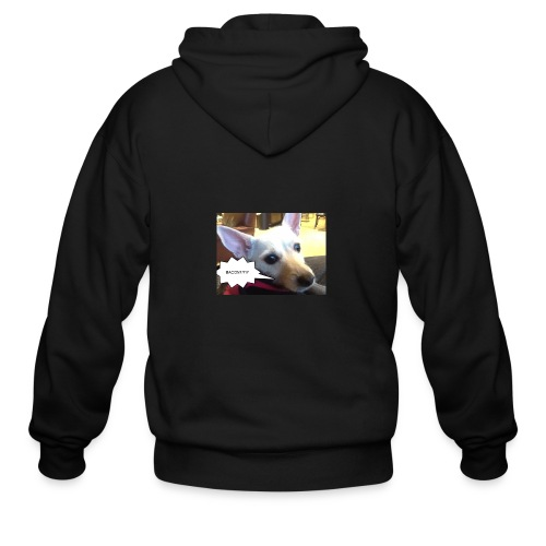 I smell bacon - Men's Zip Hoodie