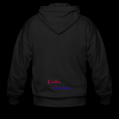 Fable Gaming - Men's Zip Hoodie