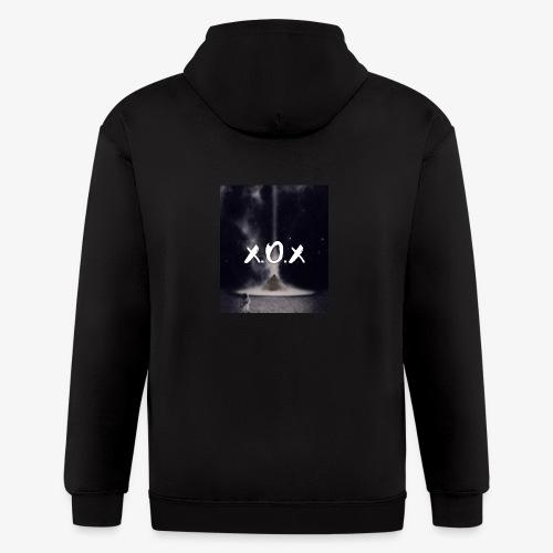 X.O.X clothes - Men's Zip Hoodie