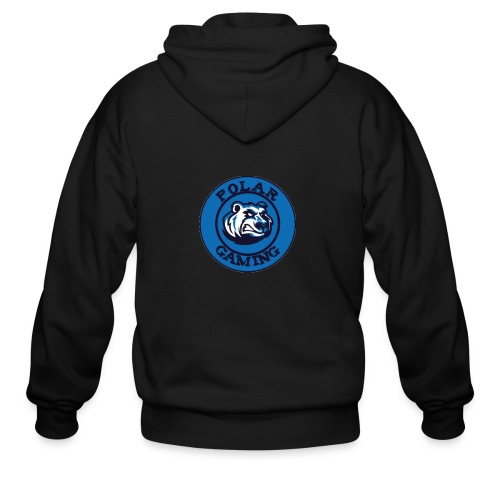 Orginal POLARG'S Merch - Men's Zip Hoodie