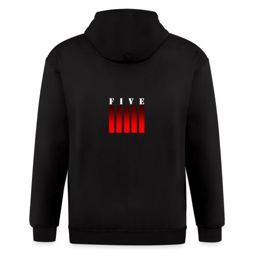 Five Pillers - Men's Zip Hoodie