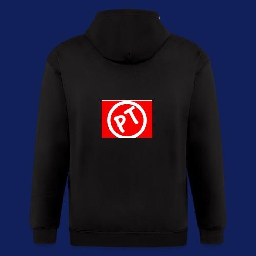 Enblem - Men's Zip Hoodie