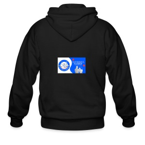 Official Successful Barber - Men's Zip Hoodie