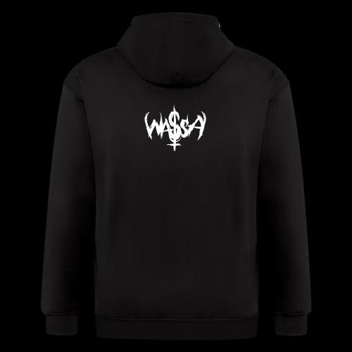 Wassa Merch - Men's Zip Hoodie