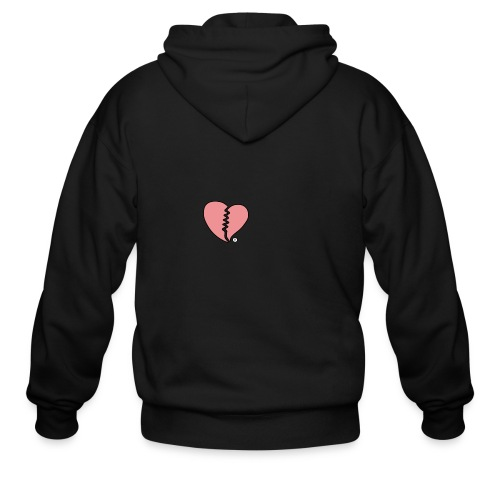 Heartbreak - Men's Zip Hoodie