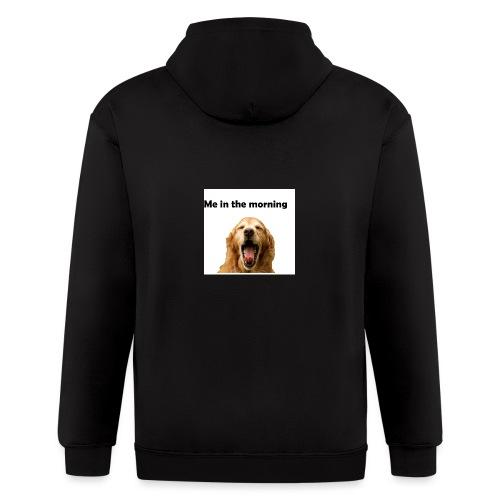 doggo - Men's Zip Hoodie