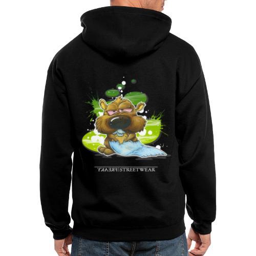 Hamster purchase - Men's Zip Hoodie