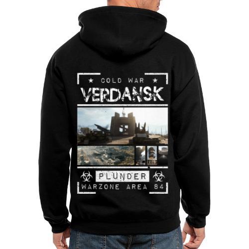 Verdansk Plunder - Men's Zip Hoodie