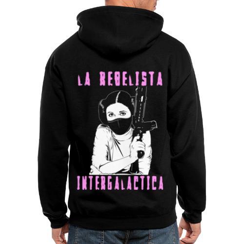 La Rebelista - Men's Zip Hoodie
