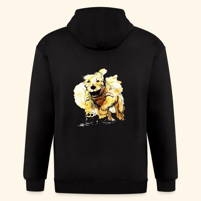 oil dog