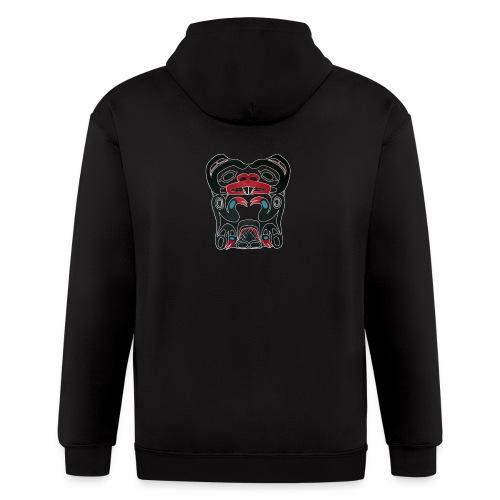Eager Beaver - Men's Zip Hoodie