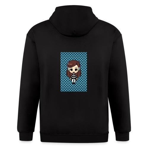 Kids t shirt - Men's Zip Hoodie