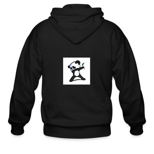 Panda DaB - Men's Zip Hoodie
