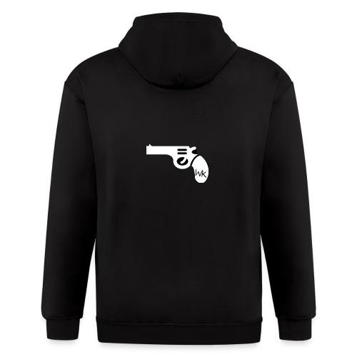 Gun - Men's Zip Hoodie