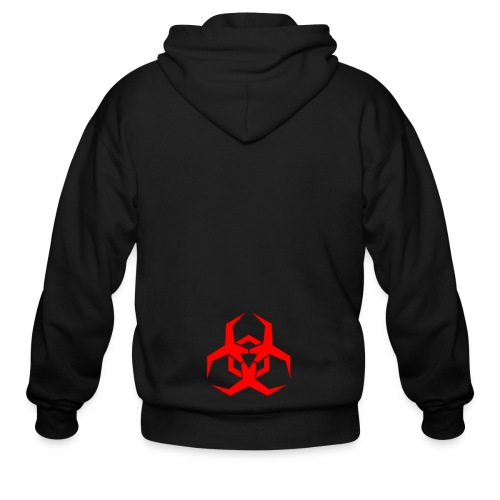 HazardMartyMerch - Men's Zip Hoodie