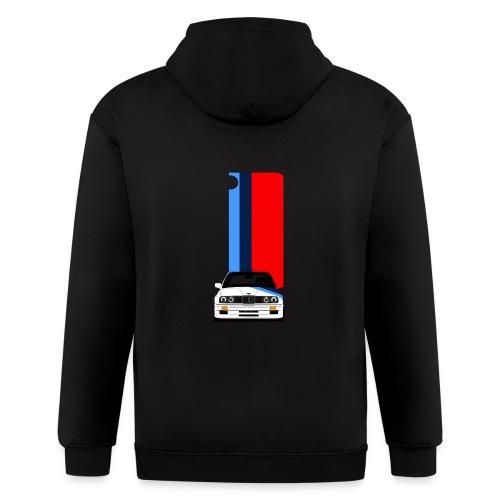 iPhone M3 case - Men's Zip Hoodie