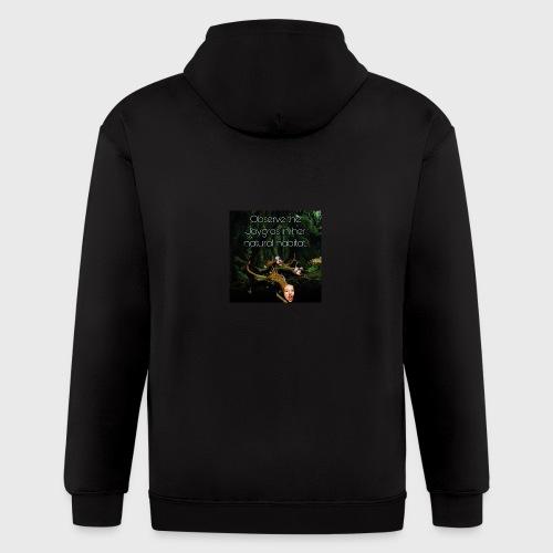 Jaygras - Men's Zip Hoodie
