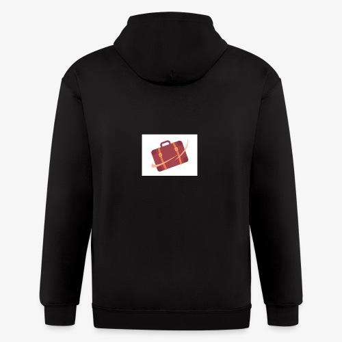 design - Men's Zip Hoodie