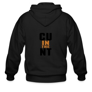 CU in the NT - Men's Zip Hoodie