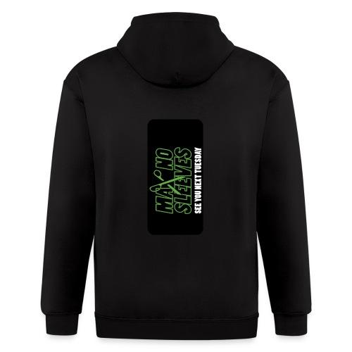 syntiphone5 - Men's Zip Hoodie