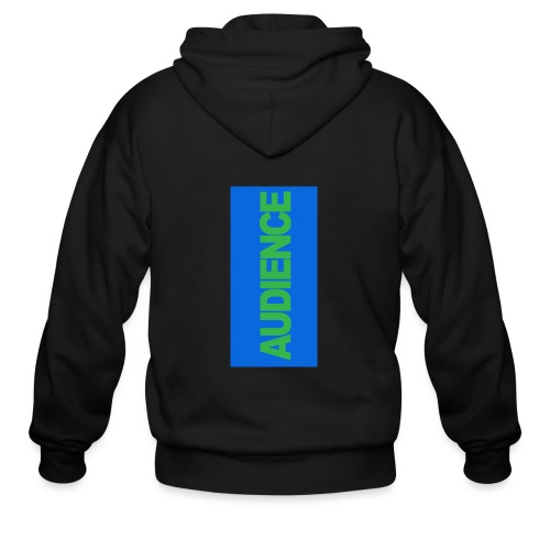audiencegreen5 - Men's Zip Hoodie