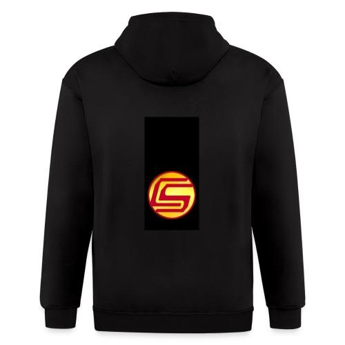 siphone5 - Men's Zip Hoodie