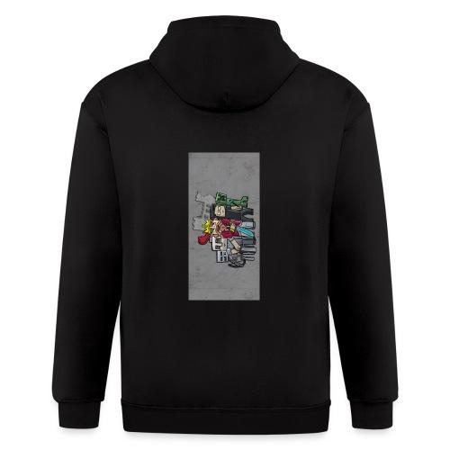 sparkleziphone5 - Men's Zip Hoodie