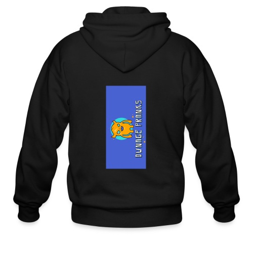 logo iphone5 - Men's Zip Hoodie