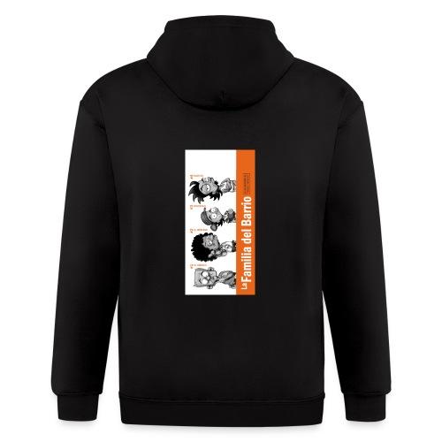 case1iphone5 - Men's Zip Hoodie
