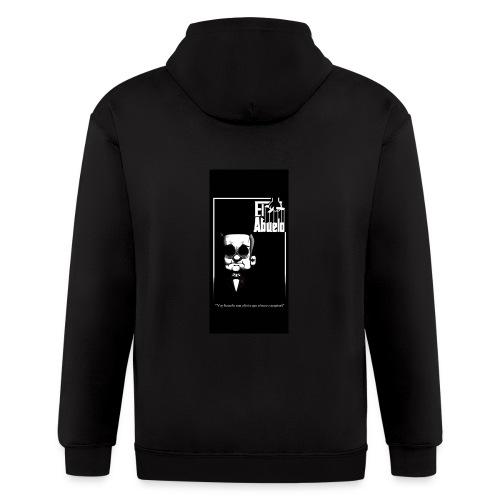 case5iphone5 - Men's Zip Hoodie