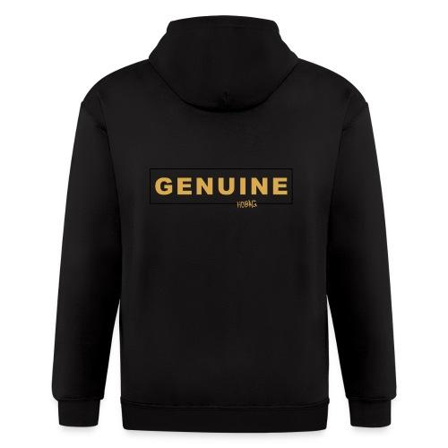 Genuine - Hobag - Men's Zip Hoodie