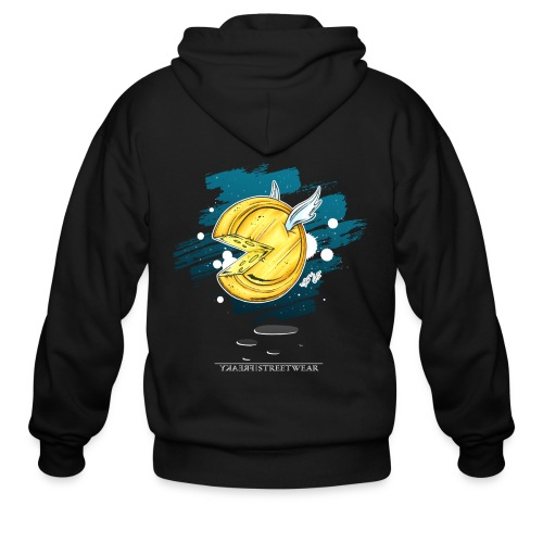 the flying dutchman - Men's Zip Hoodie
