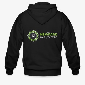 Local Supporter's Apparel - Men's Zip Hoodie