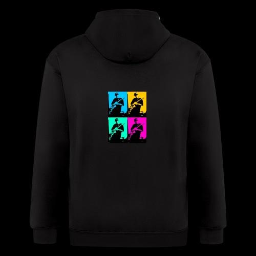 LGBT Support - Men's Zip Hoodie
