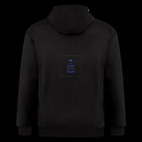 35DD Male - Men's Zip Hoodie