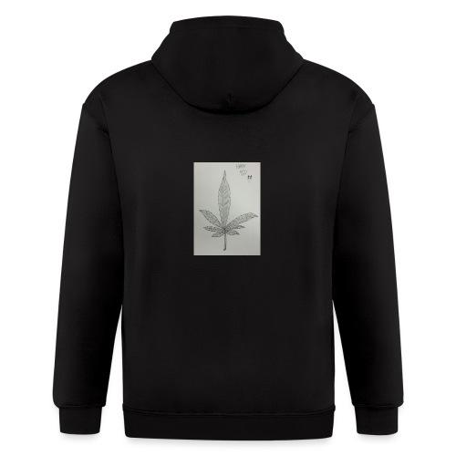 Happy 420 - Men's Zip Hoodie