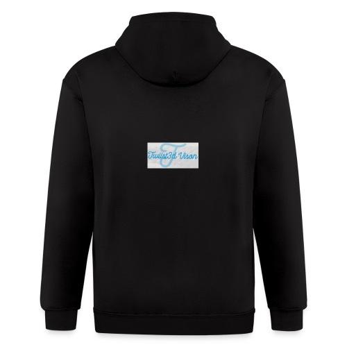 TwiiSt3D - Men's Zip Hoodie
