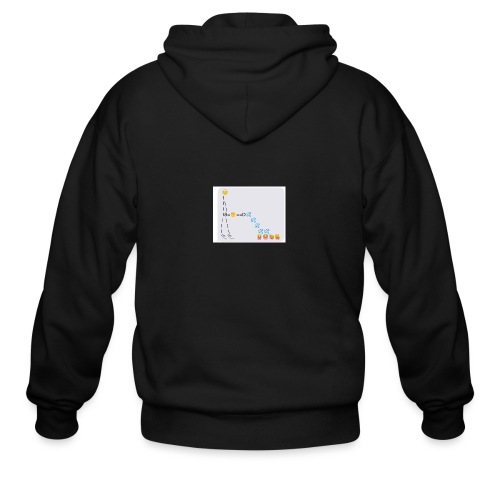 PD Cover Art - Men's Zip Hoodie