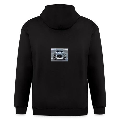 Jaguar XF - Men's Zip Hoodie
