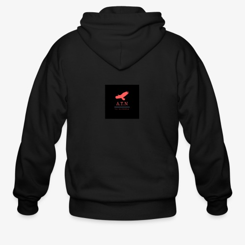 ATN exclusive made designs - Men's Zip Hoodie