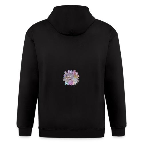 CrystalMerch - Men's Zip Hoodie
