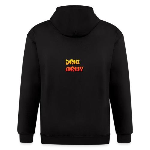Drik Army T-Shirt - Men's Zip Hoodie