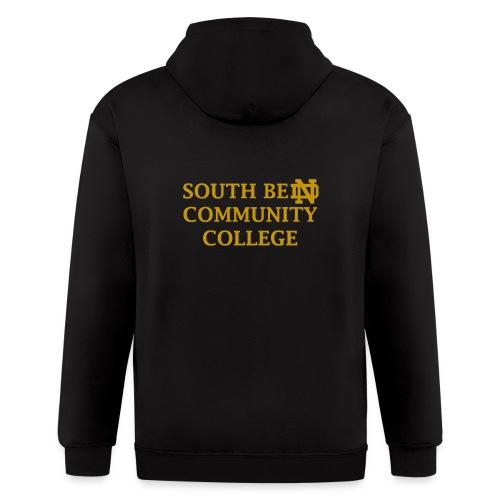 Notre Dame Community College - Men's Zip Hoodie