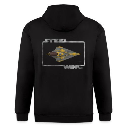 STEEL WING - Men's Zip Hoodie